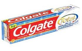 Dentifrice blanchissant Colgate Total Plus
