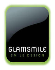 GlamSmile logo